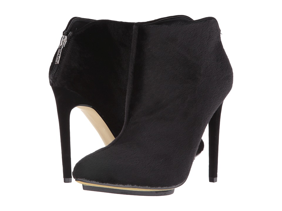 Michael Antonio - Troops - Pony (Black) Women's Boots