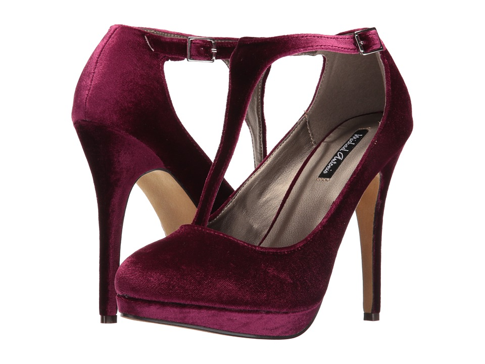 Michael Antonio - Trios (Burgundy) High Heels