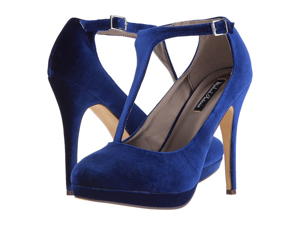 Michael Antonio - Trios (Cobalt) High Heels