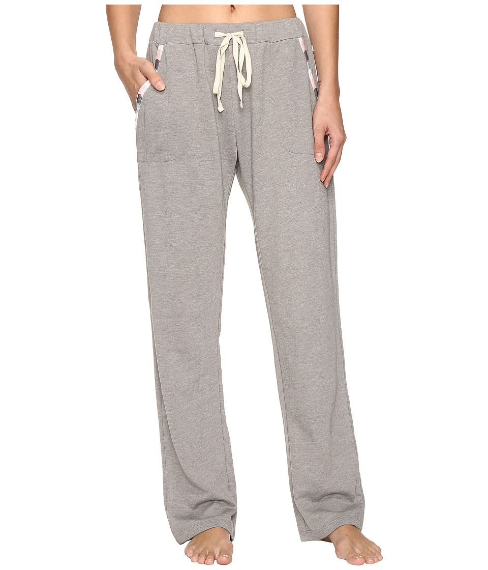 Lucky Brand - Luxe Chillin Out Pants (Grey) Women's Pajama