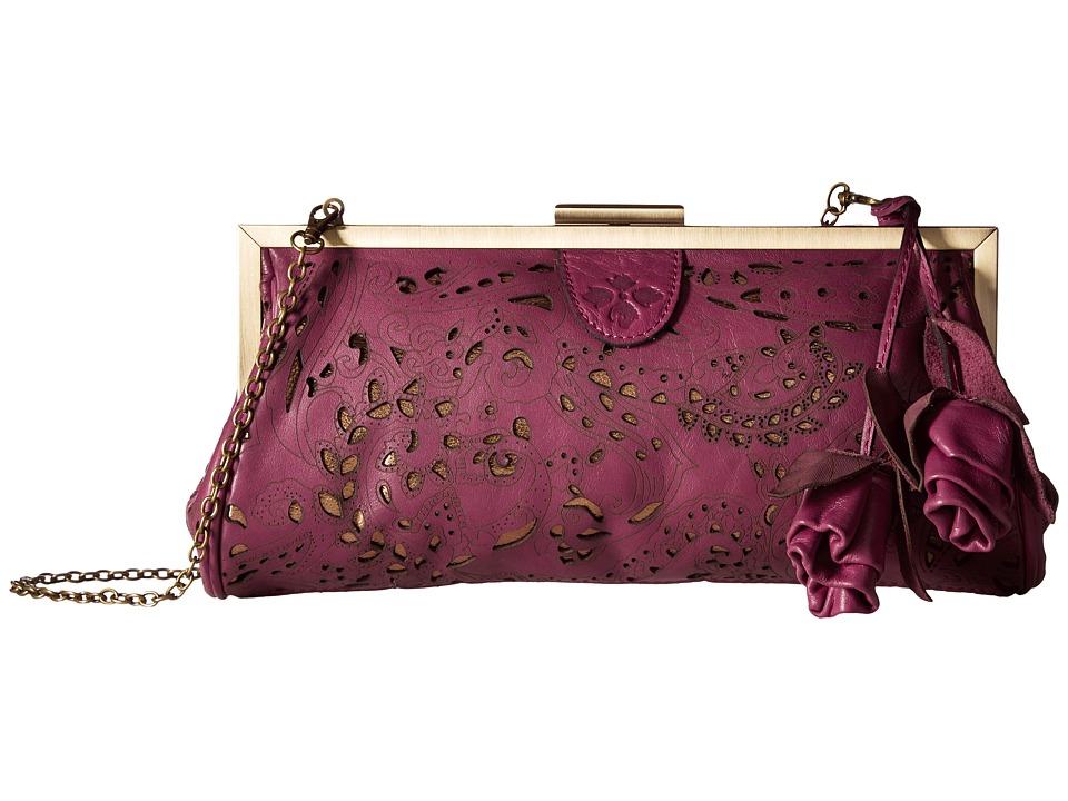 Patricia Nash - Athena Frame (Rose) Frame Handbags