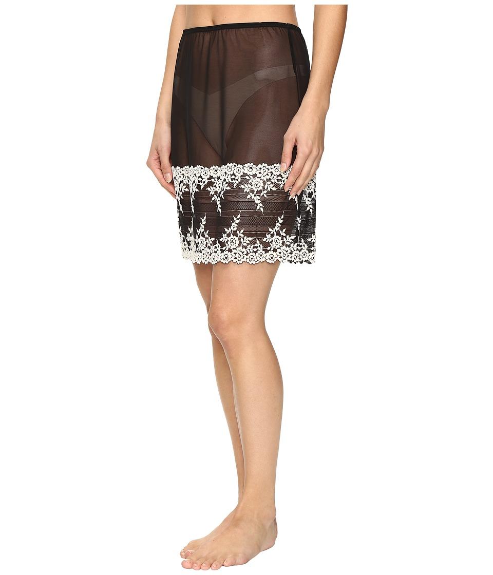 Wacoal - Embrace Lace Half Slip (Black) Women's Underwear