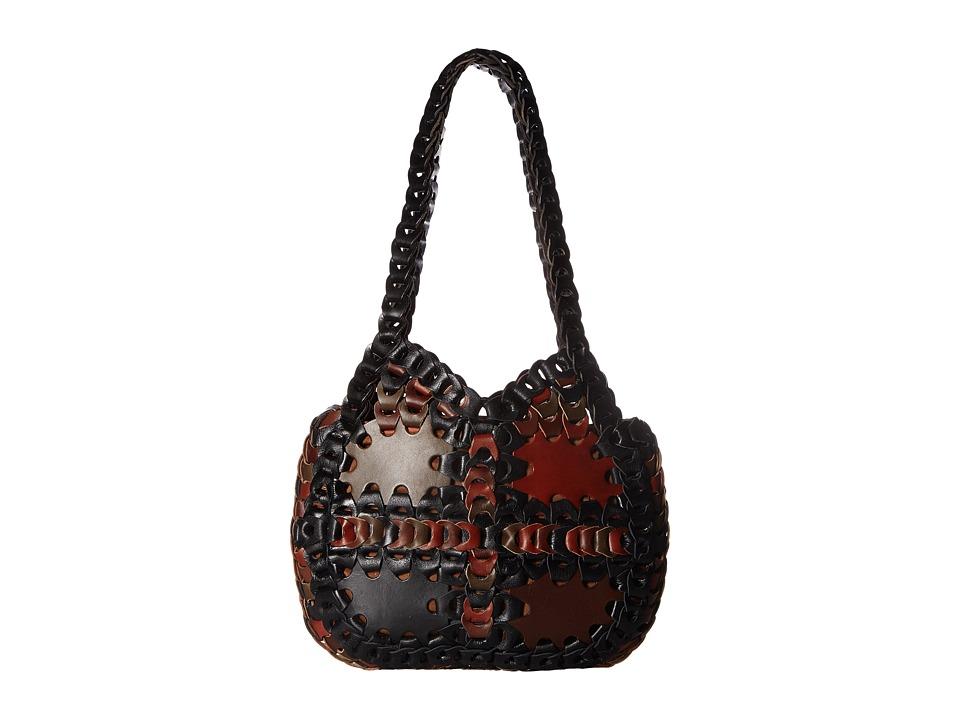 Patricia Nash - Giraldi Hobo (Chocolate Multi) Hobo Handbags