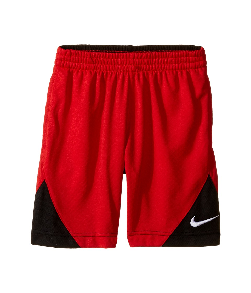 Nike Kids - Avalanche Shorts (Toddler) (University Red) Boy's Shorts