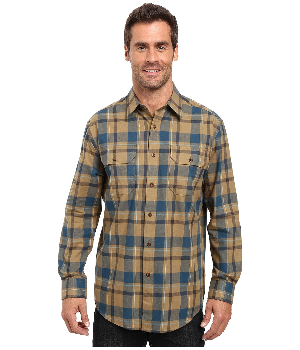 Pendleton - Bridger Shirt (Tan Plaid) Men's Clothing