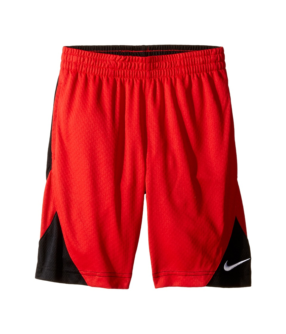 Nike Kids - Avalanche Shorts (Little Kids) (University Red) Boy's Shorts