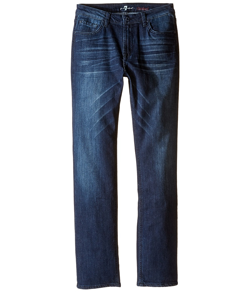 7 For All Mankind Kids - Standard Straight Leg Denim Jeans in Northern Pacific (Big Kids) (Northern Pacific) Boy's Jeans