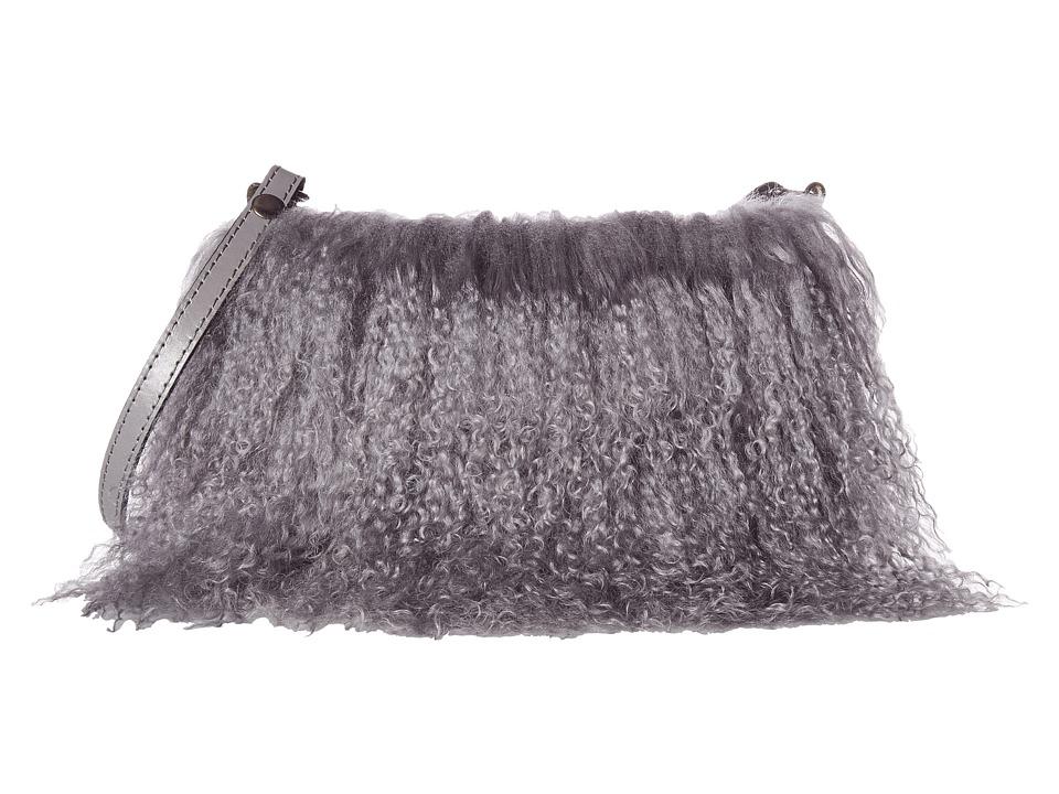 Patricia Nash - Paullo Small Top Zip (Grey) Top-Zip Handbags