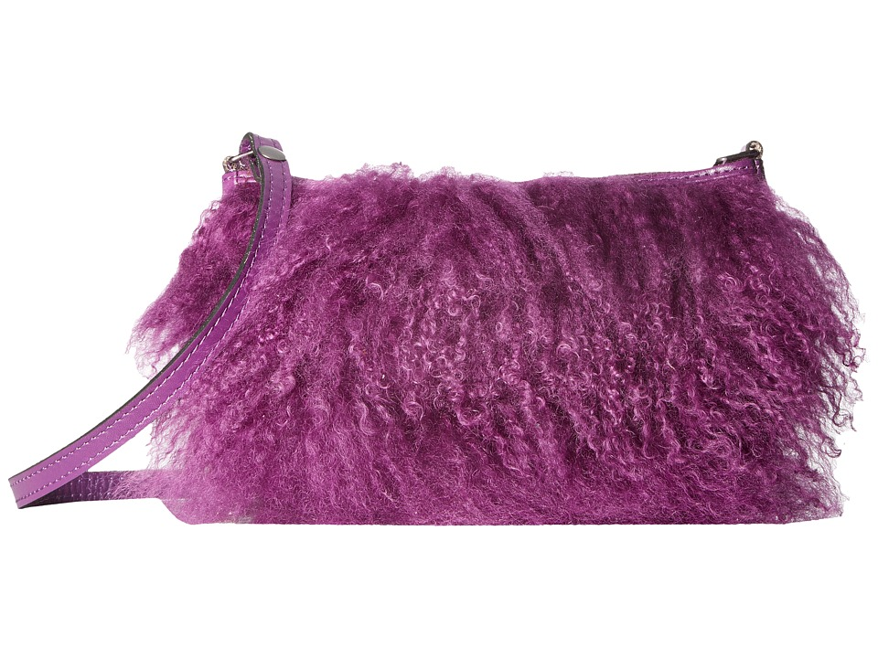 Patricia Nash - Paullo Small Top Zip (Purple) Top-Zip Handbags