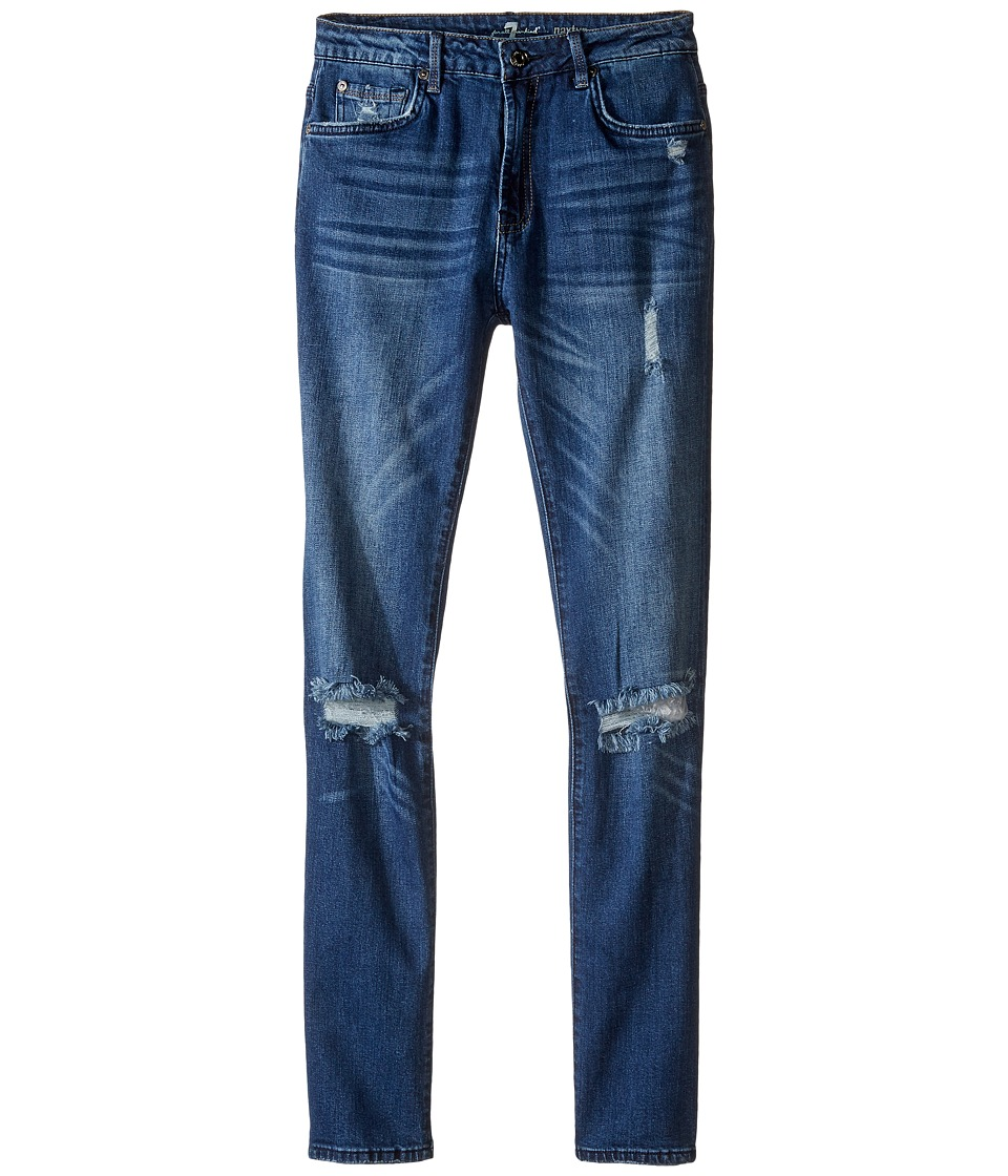 7 For All Mankind Kids - Skinny Paxtyn Denim Jeans in Bandit (Big Kids) (Bandit) Boy's Jeans