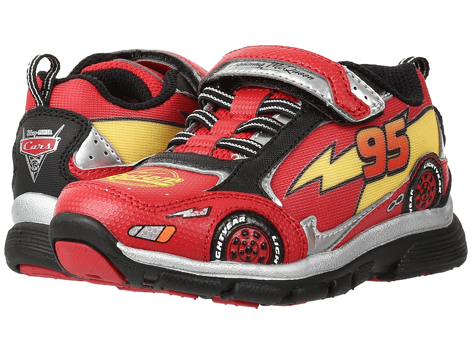 Stride Rite - Disney(r) Cars Lightning Speed (Toddler/Little Kid) (Red) Boy's Shoes
