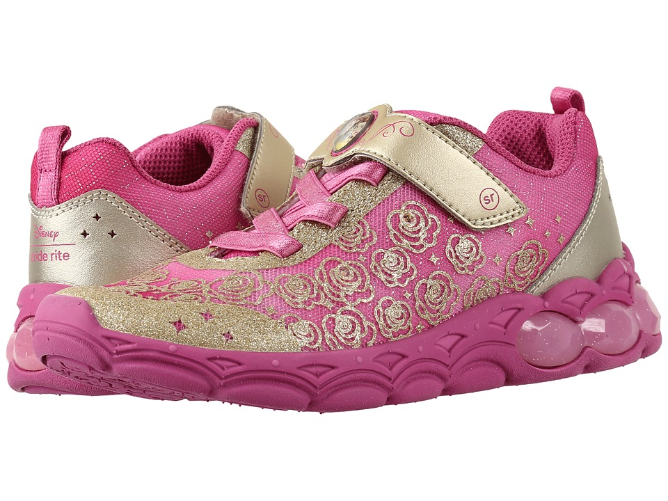 Stride Rite - Disney(r) Belle Of The Ball (Toddler/Little Kid) (Gold) Girl's Shoes