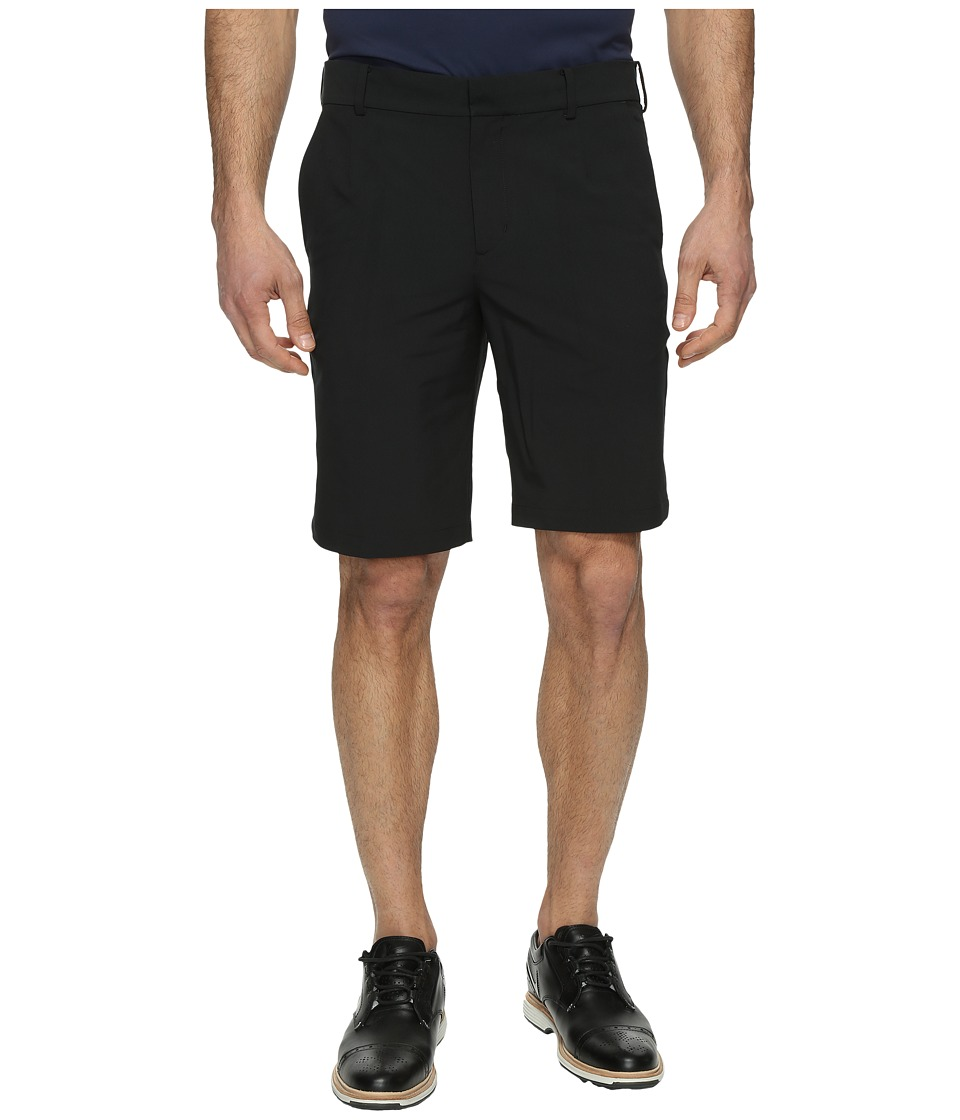 Nike Golf - TW Adaptive Fit Woven Shorts (Black/Wolf Grey) Men's Shorts