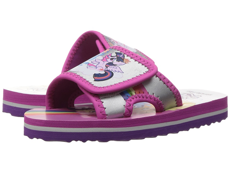 Stride Rite - My Little Pony Friendship Magic Slide (Toddler/Little Kid) (Magenta) Girl's Shoes