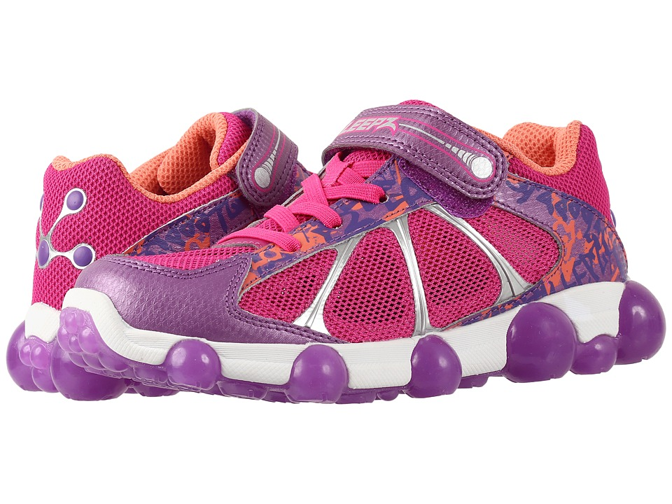 Stride Rite - Leepz (Toddler/Little Kid) (Purple) Girl's Shoes