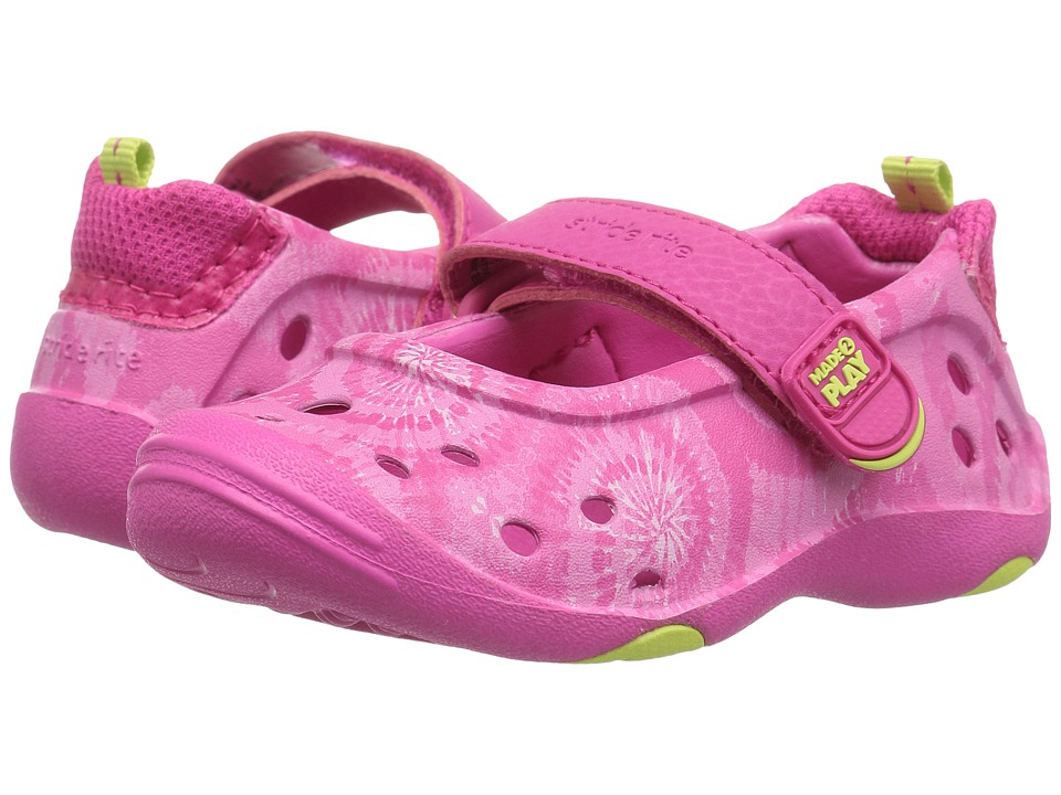 Stride Rite - Made 2 Play Phibian MJ (Toddler/Little Kid) (Pink) Girl's Shoes
