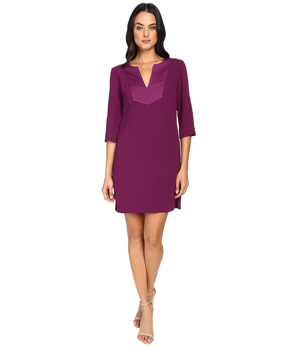 Trina Turk Tara Dress (Plum Blossom) Women