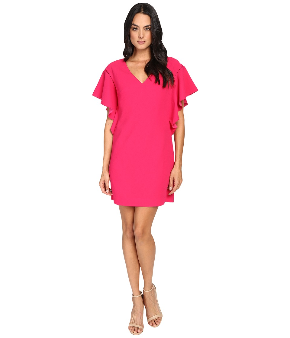 Trina Turk - Noble Dress (Pink Clash) Women's Dress