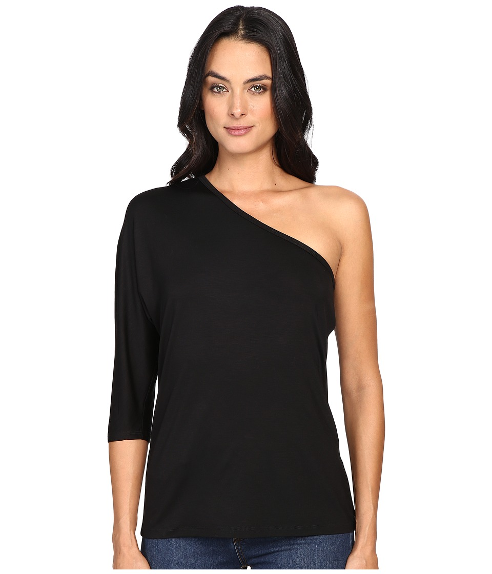 Trina Turk - Rare Top (Black) Women's Clothing