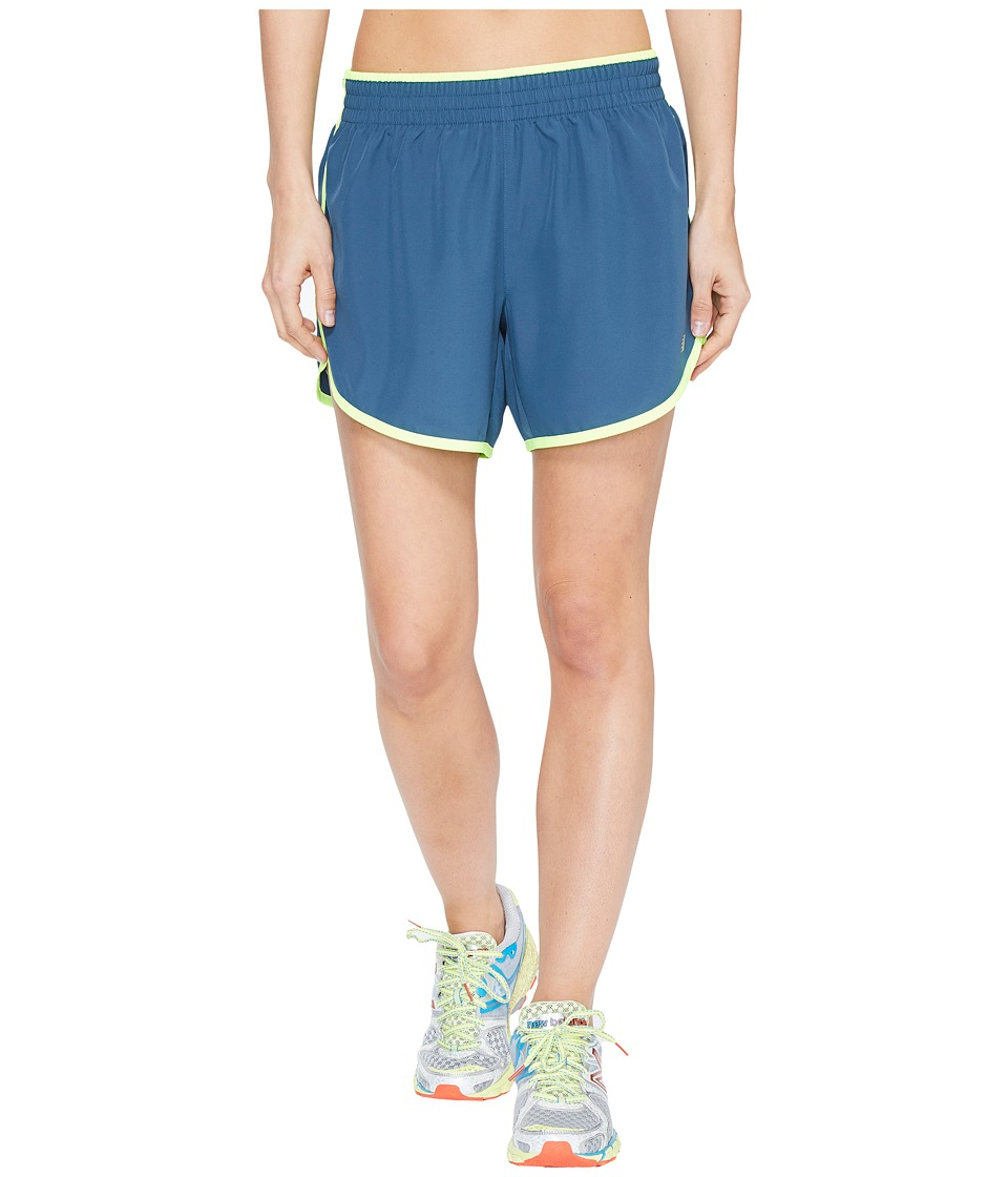 New Balance - Accelerate 5 Shorts (Tornado) Women's Workout