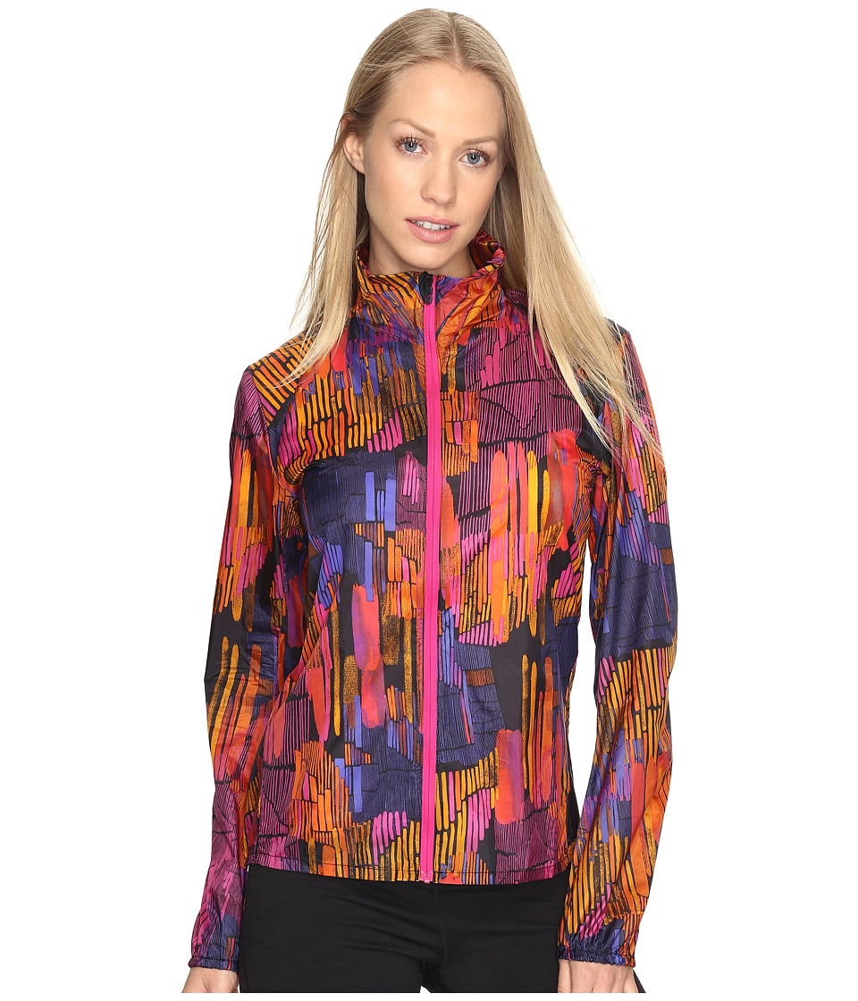 Brooks - LSD Jacket (Sunset Kasbah) Women's Coat