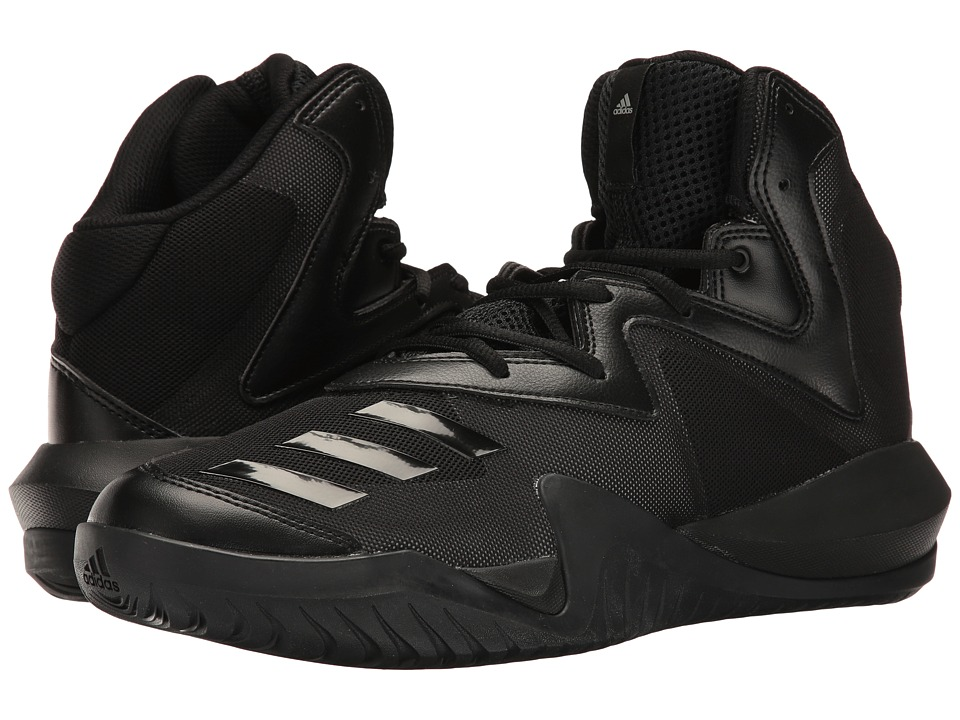 adidas - Crazy Team 2017 (MGH Solid Grey/Core Black/Footwear White) Men's Basketball Shoes