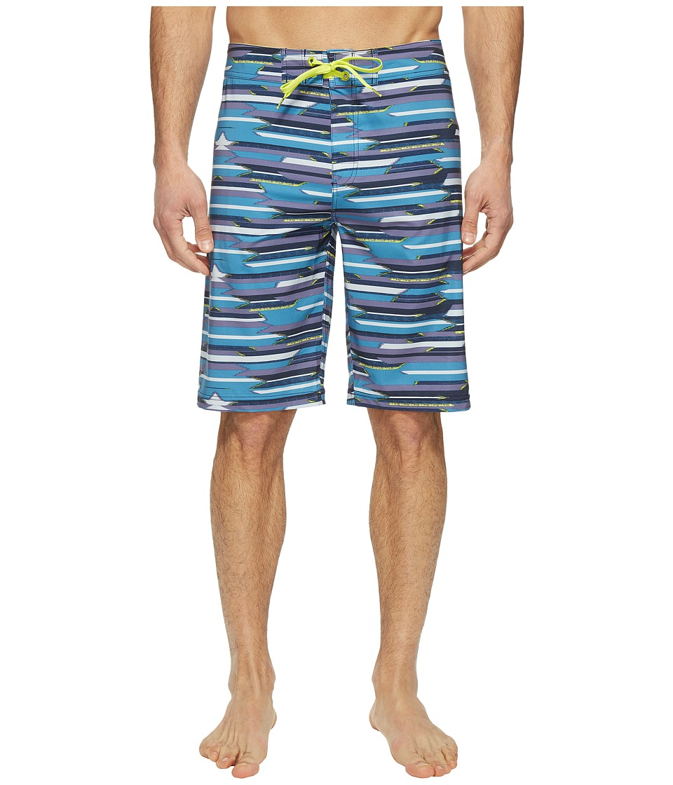 Prana - Sediment Short (Dusky Skies Playa) Men's Swimwear