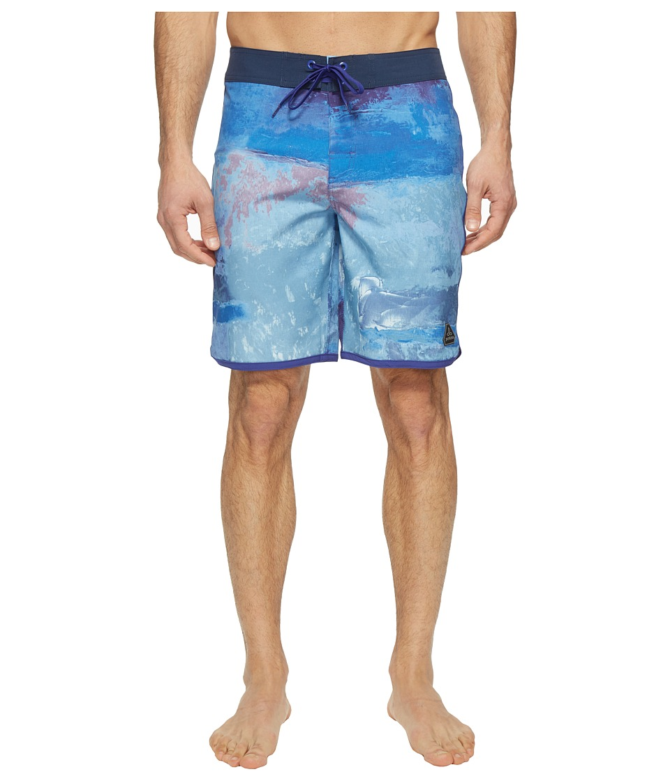 Prana - High Seas Shorts (Dusky Skies Elliot) Men's Swimwear