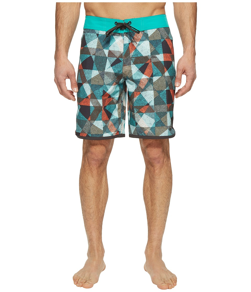 Prana - High Seas Shorts (Spruce Dune) Men's Swimwear
