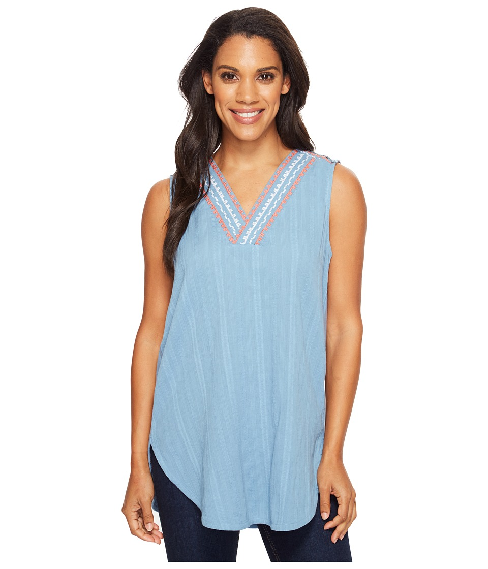 Prana - Heloise Tunic (Dusky Skies) Women's Sleeveless