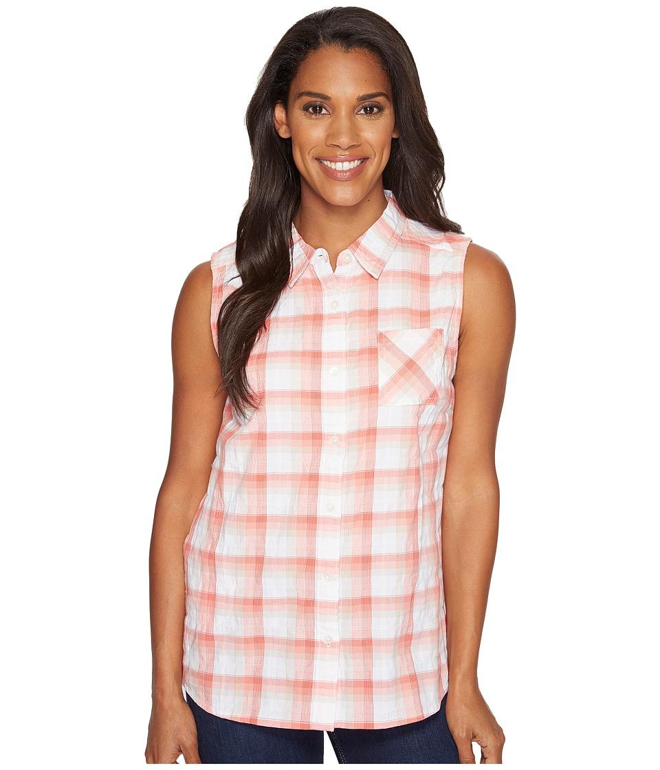 Prana - Lexi Button Down Top (Koi) Women's Sleeveless