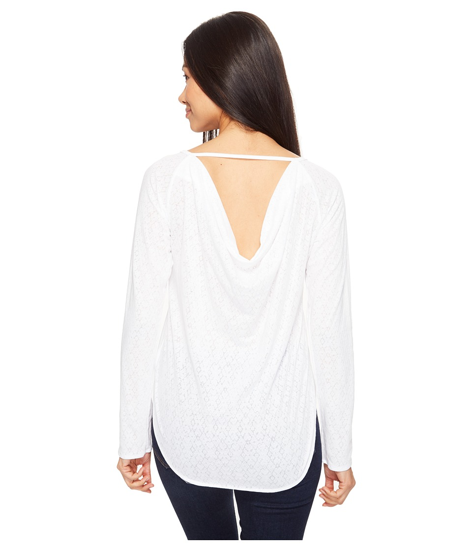 Prana - Salsola Top (White) Women's Clothing