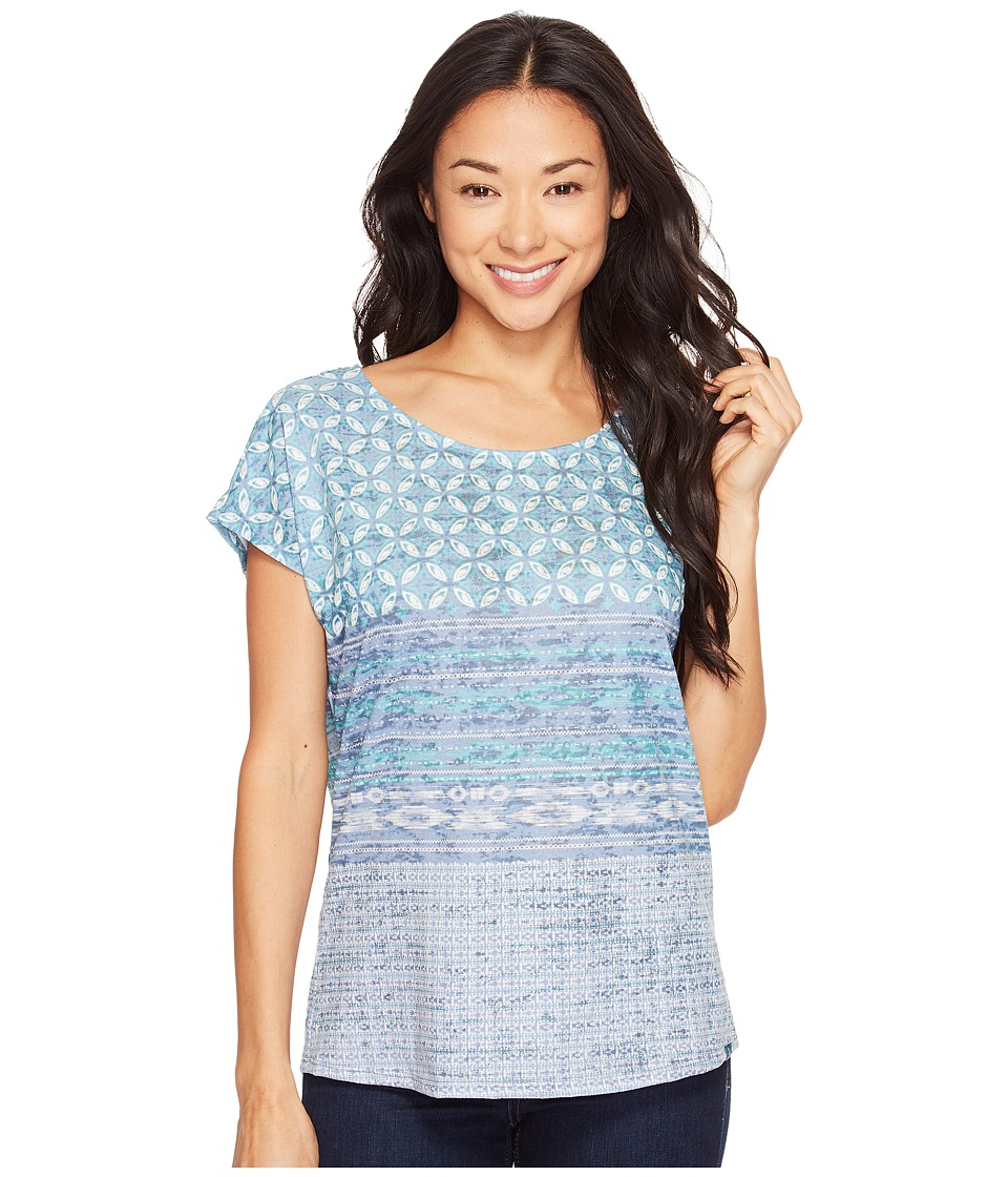 Prana - Harlene Top (Mood Indigo Milos) Women's Clothing