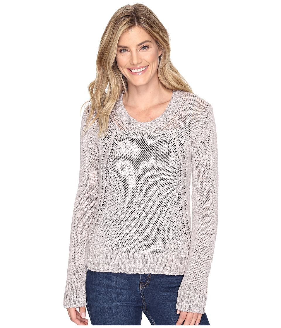 Prana - Monique Sweater (Cobblestone) Women's Sweater