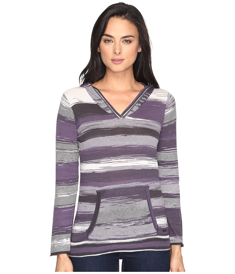 Prana - Daniele Sweater (Purple Mountain) Women's Sweater