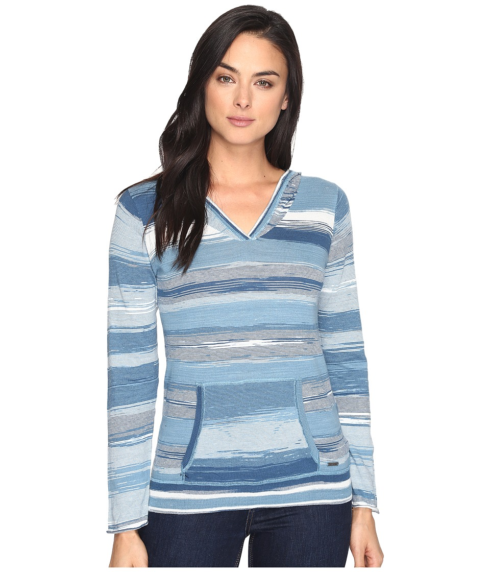 Prana - Daniele Sweater (Dusky Skies) Women's Sweater