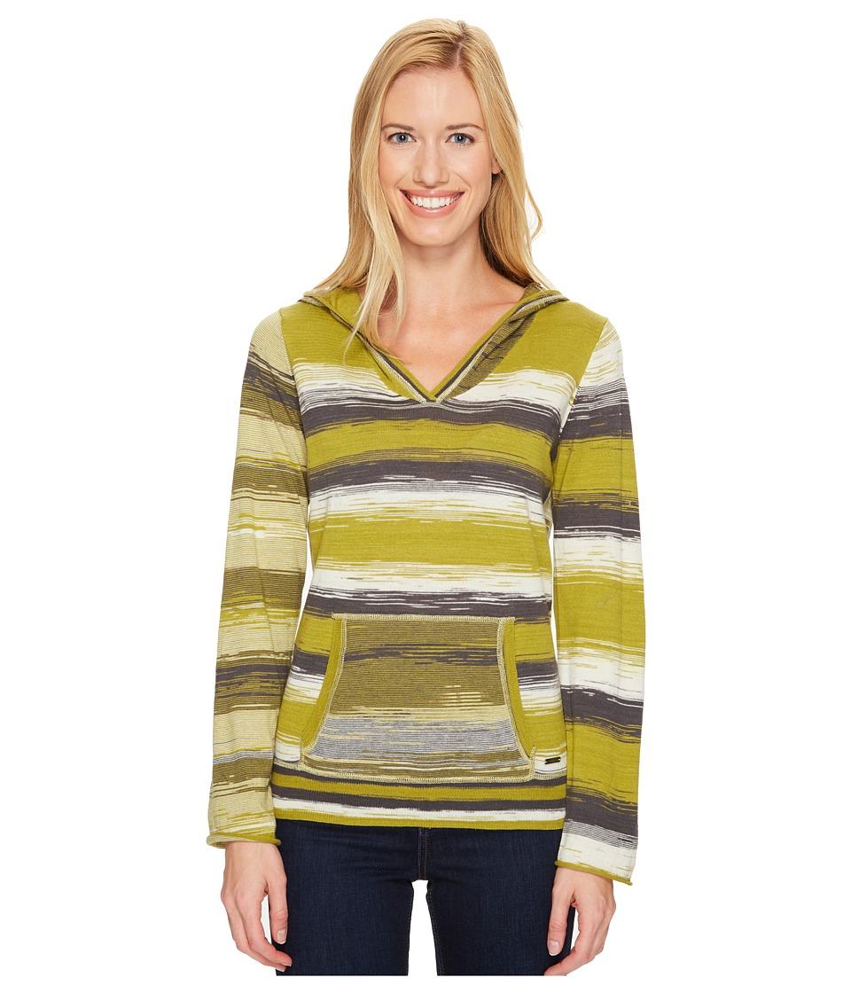 Prana - Daniele Sweater (Pear) Women's Sweater