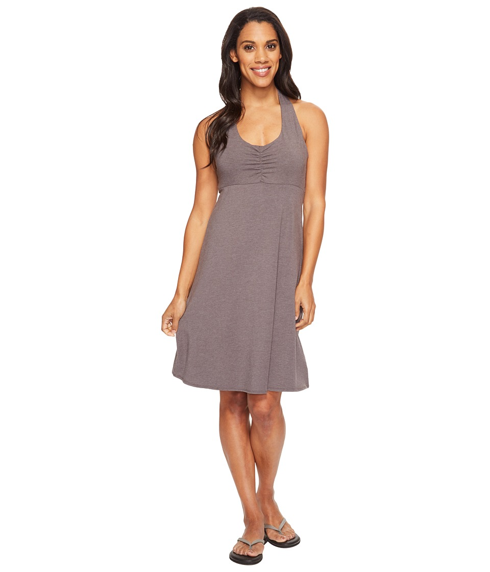 Prana - Beachside Dress (Moonrock) Women's Dress