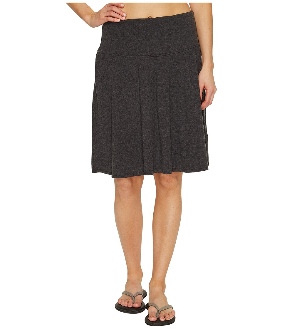 Prana - Taj Skirt (Black) Women's Skirt