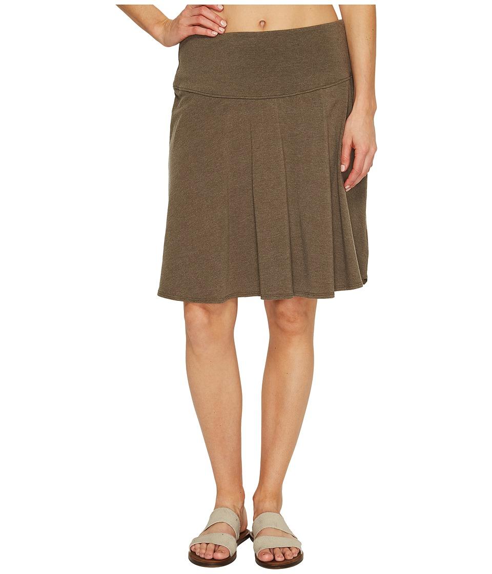 Prana - Taj Skirt (Cargo Green) Women's Skirt