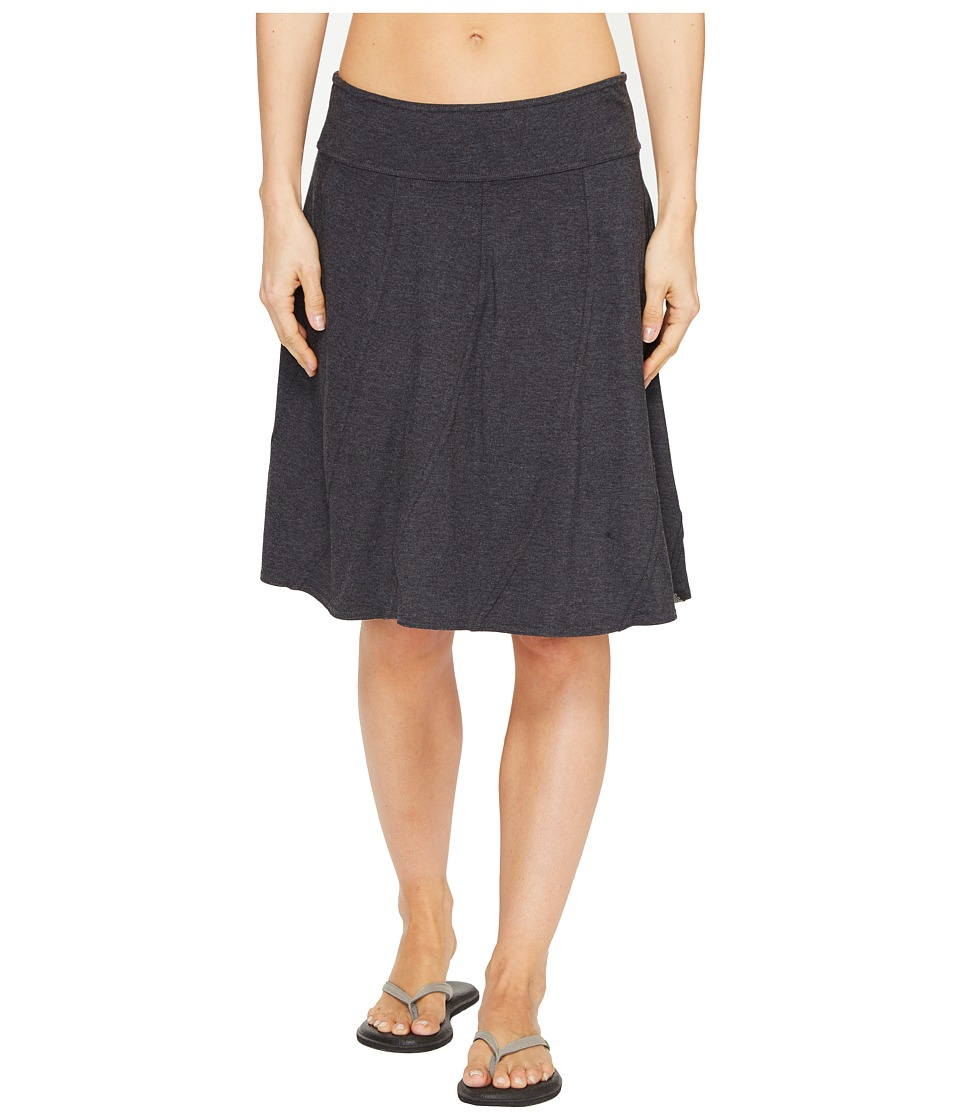 Prana - Vendela Skirt (Black) Women's Skirt