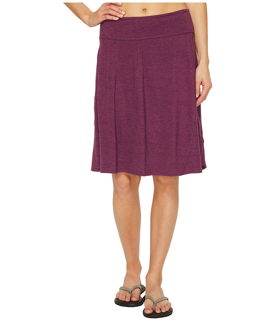 Prana - Vendela Skirt (Grapevine) Women's Skirt