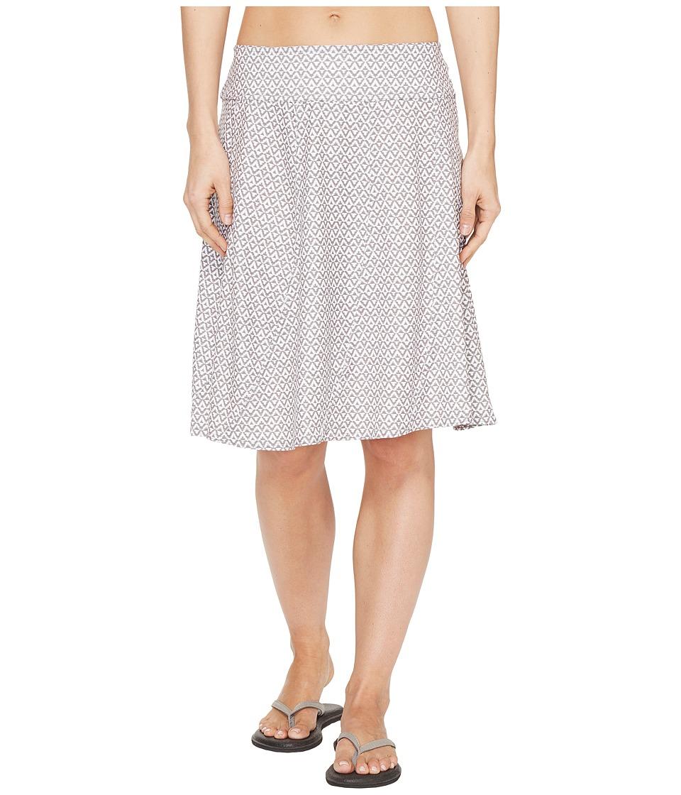 Prana - Vendela Printed Skirt (Moonrock Compass) Women's Skirt