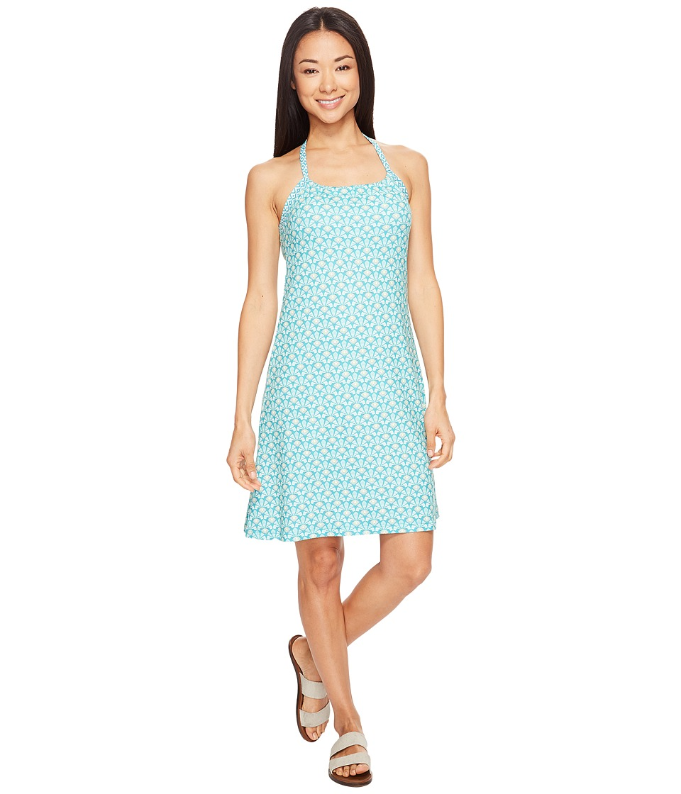 Prana - Quinn Dress (Dragonfly Botanica) Women's Dress