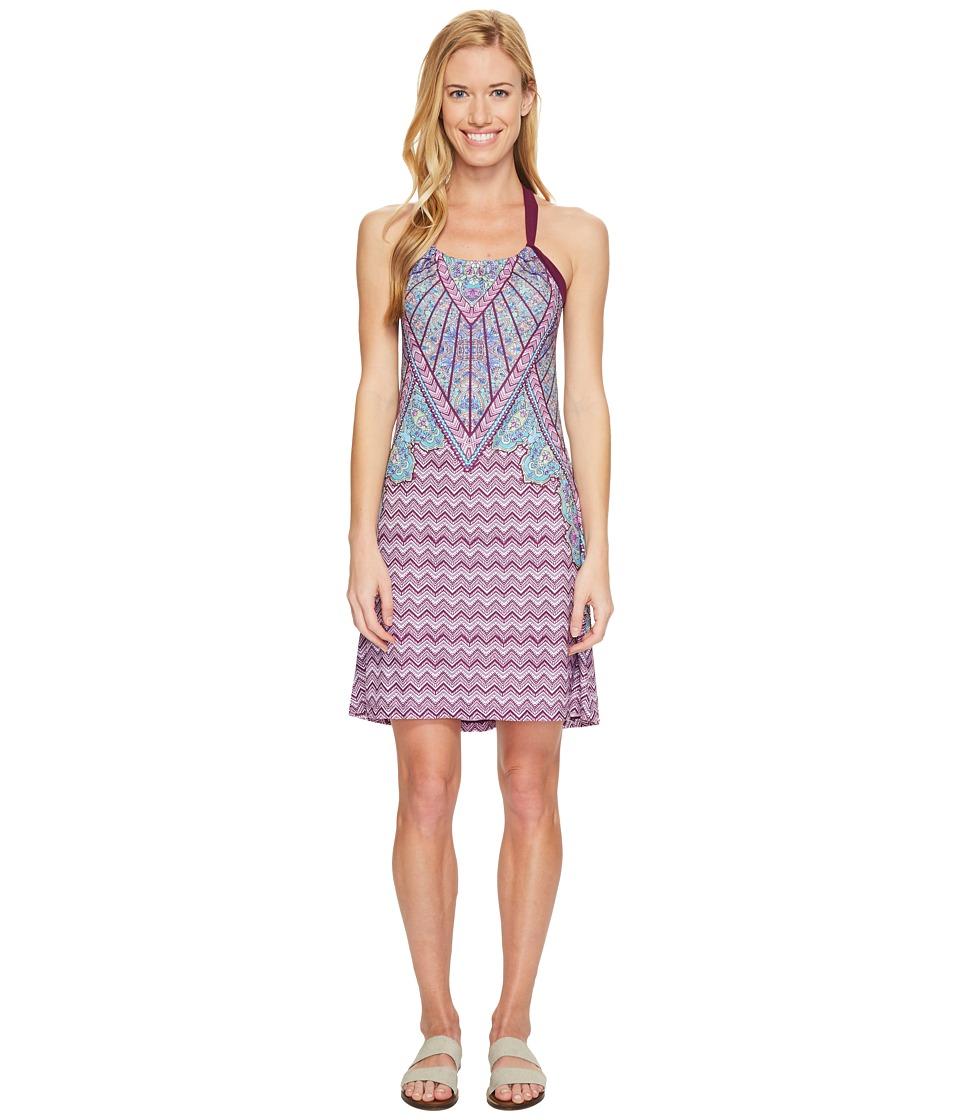 Prana - Quinn Dress (Grapevine Samba) Women's Dress