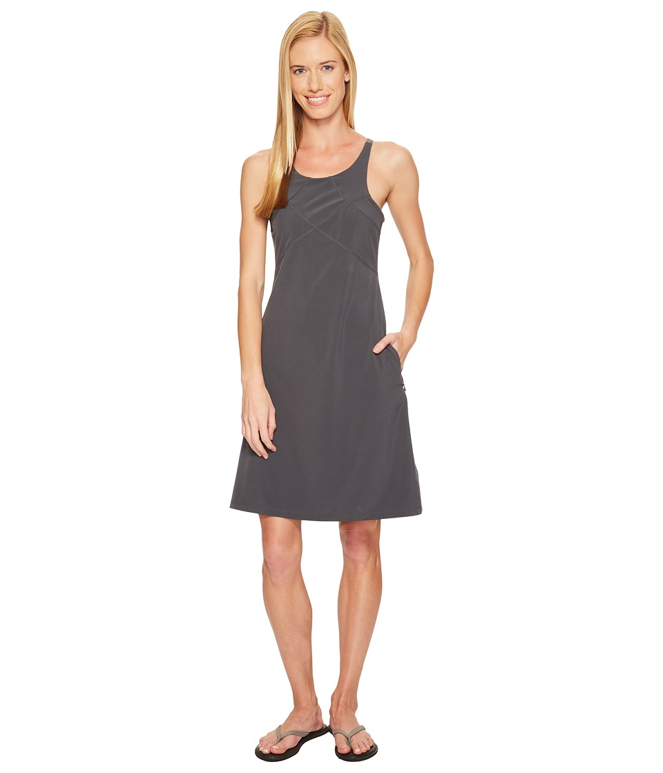 Prana Barton Dress (Coal) Women
