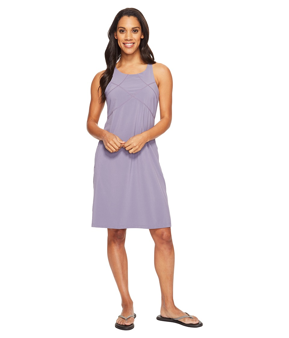 Prana - Barton Dress (Purple Mountain) Women's Dress