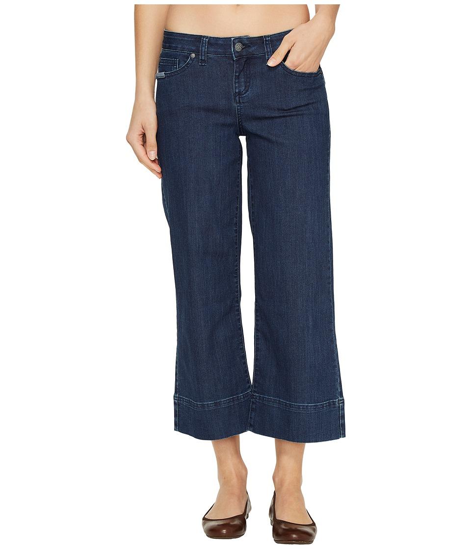 Prana - Majan Culotte (Indigo) Women's Jeans