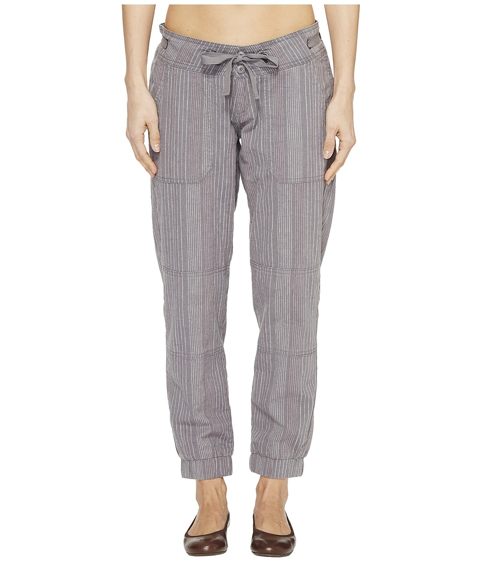 Prana - Steph Jogger (Gravel) Women's Casual Pants