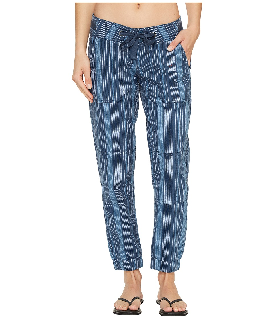 Prana - Steph Jogger (Mood Indigo) Women's Casual Pants